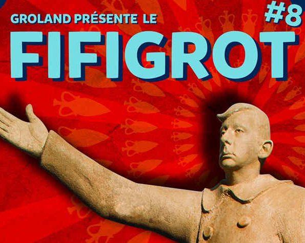 Alain Guyard au Fifigrot