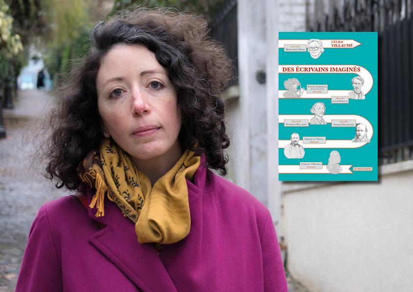 Des écrivains imaginés, finaliste du Prix des Deux Magots