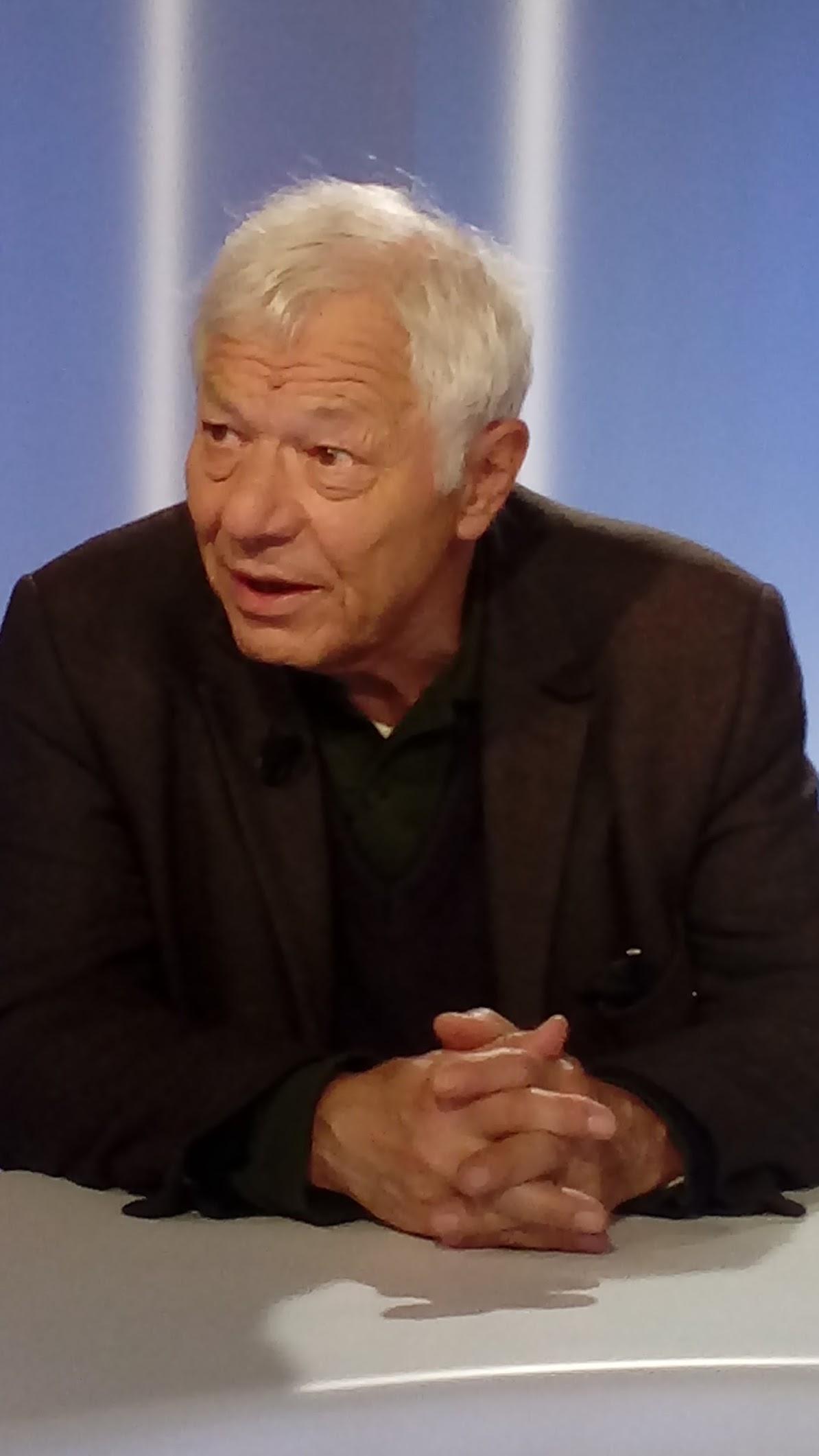 Denis Tillinac, lauréat du Prix Verlaine 2019