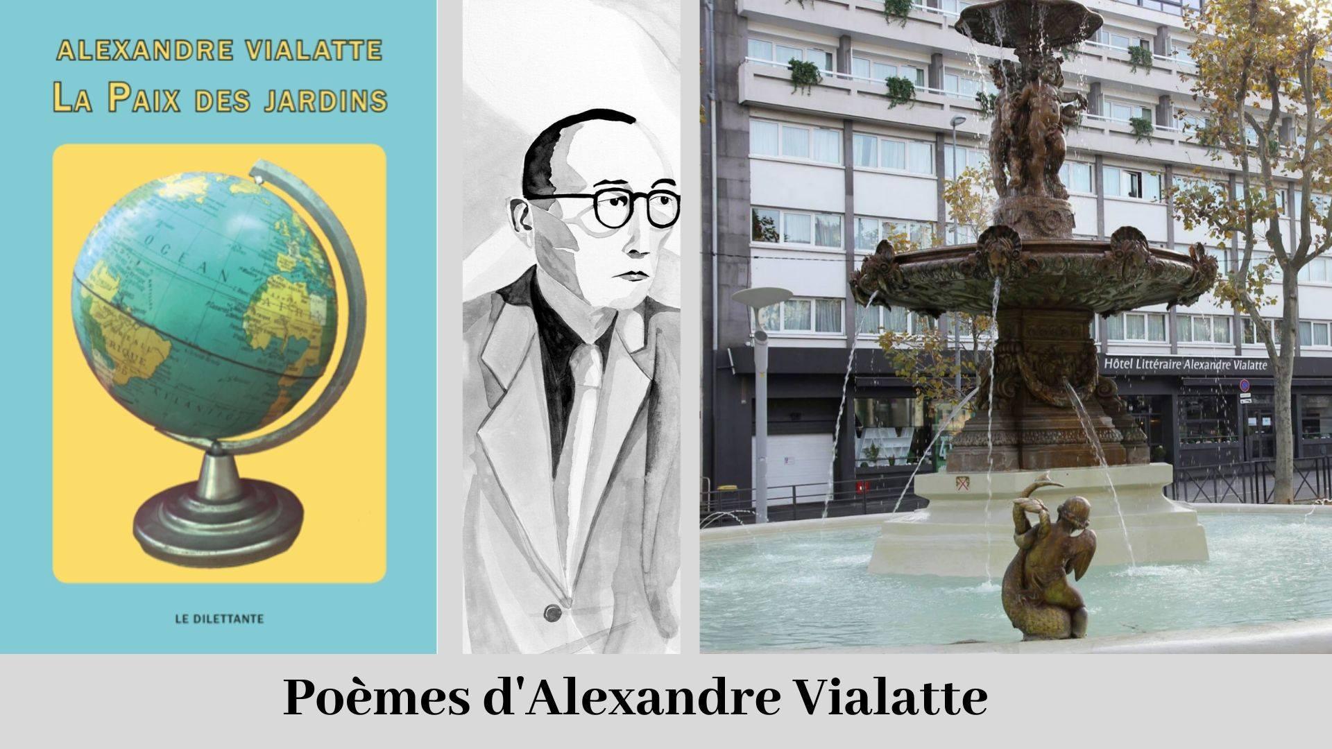 Alexandre Vialatte à l'honneur à Clermont-Ferrand